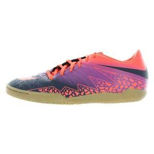 Mens Purple Hypervenom Phelon II IC Soccer Shoes